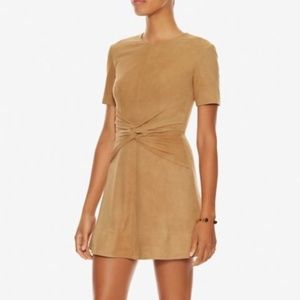Lover Suede Dress